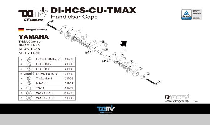 DI-HCS-3DU-TMAX