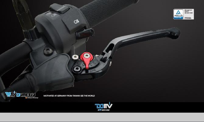 Bi-Folding Clutch Levers(Adapter are included)(Sold in pairs)